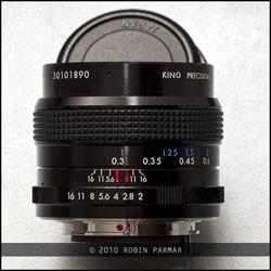 Great Vivitar 28mm Bestiary: Details